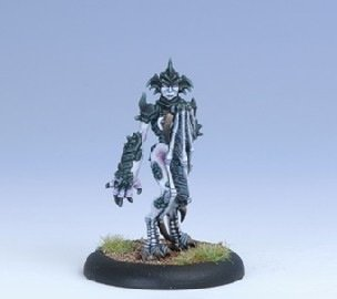 Privateer Press Hordes - Legion - Forsaken Model Kit