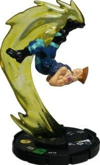 HeroClix: Guile # 18 (Uncommon) - Street Fighter