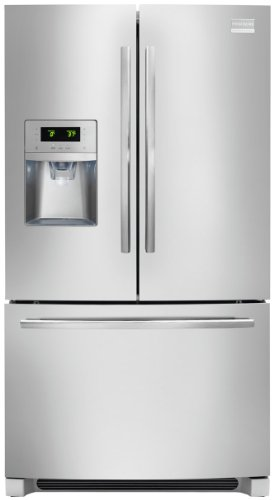 Frigidaire FPHB2899PF Professional 27.7 Cu. Ft. Stainless Steel French Door Refrigerator - Energy Star