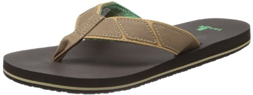 Sanuk Men's Tribune Flip Flop