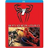 Spider-Man 1 Limited Edition Steelbook [Blu-ray] (Region Free)