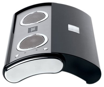 JBL On Tour Portable Speaker System ( Black )