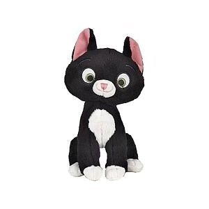 Mittens The Cat Stuffed Animal for Pinterest