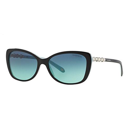 tiffany-co-tf4103hb-gafas-de-sol-unisex-adulto-schwarz-black-blue-80559s-talla-unica