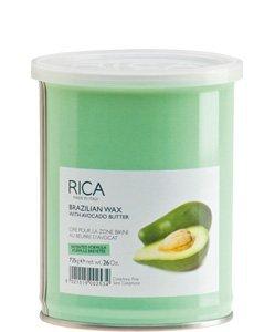 Rica Brazilian Wax With Avocado Butter - Made In Italy - For Bikini & Face Wax (28.2 Oz) by Rica (Brazilian Wax Rica compare prices)