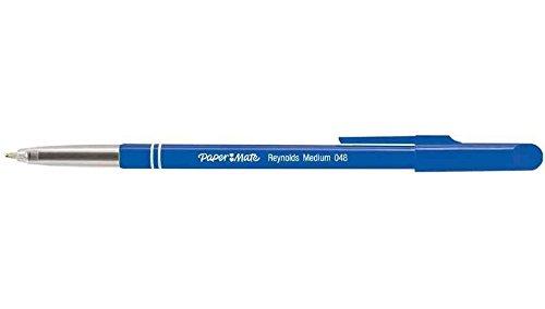 papermate-stylo-a-bille-048-pte-moyenne-bleu
