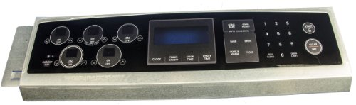 LG Electronics 383EW1N006F Electric Range Touchpad and Control Panel (Lg Stove Control Panel compare prices)