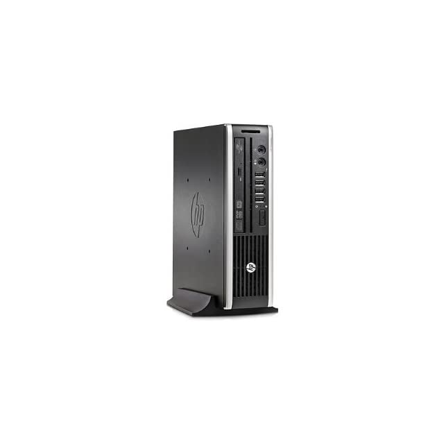 HP Compaq 8200 Elite Ultra Slim Desktop PC (ENERGY STAR