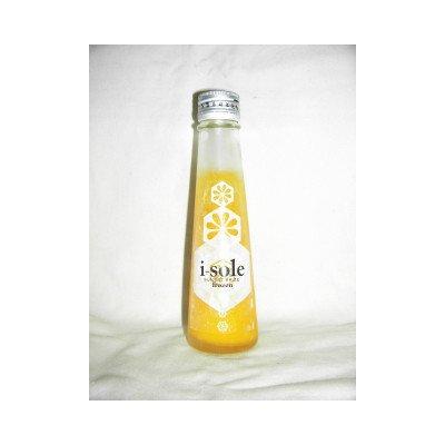 i-sole アイソーレ フローズン 120ml 3度 [亀岡酒造 愛媛県 凍結酒 蜜柑酒 日本酒ベース]