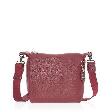 mandarina-duck-damen-mellow-leather-tracolla-cordov-umhangetaschen-rot-cordovan-18i-25x10x24-cm
