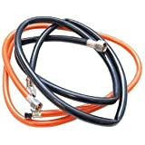 10 FOOT AIR & FLUID HOSE COMBO FOR PRESSURE POT SPRAY SYSTEMS