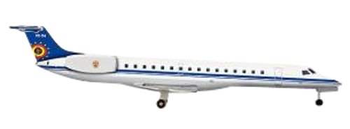 Daron Herpa Belgian Air Component ERJ 145 Model Kit (1/500 Scale)