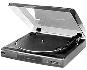 Sony Stereo Turntable System Model #PS-LX5
