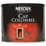Brand New. Nescafe Cap Colombie Instant Coffee Tin 500g Ref 5208870