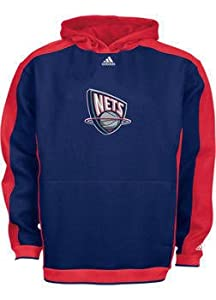 New Jersey Nets adidas Big Kids Dream Fleece Hoody by adidas