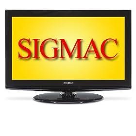 "Sigmac NE32AB1 32"" LCD HDTV"
