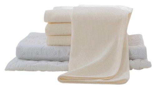 American Baby Company Crib Starter Kit, Ecru