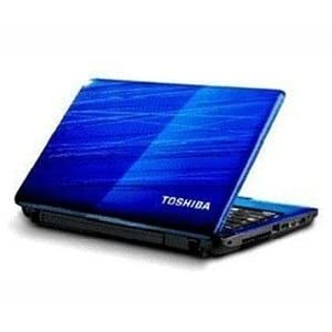 Toshiba Satellite L Series L640-I4010 Notebook With Accessories (Blue)