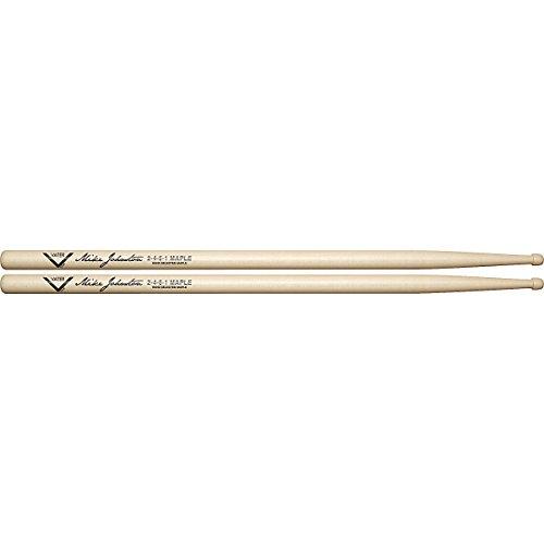 Vater Percussion Vsmmj2451 Mike Johnston 2451 Maple Drumsticks