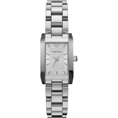 Emporio Armani AR0359 Ladies Classic Silver Watch