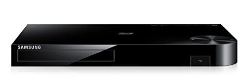 Top of the Line Samsung Smart 3D Blu-ray Disc Player with USB Built-in Wi-Fi 4K UHD 3840×2560 Upscale Anynet+ Remote Preloaded APPs