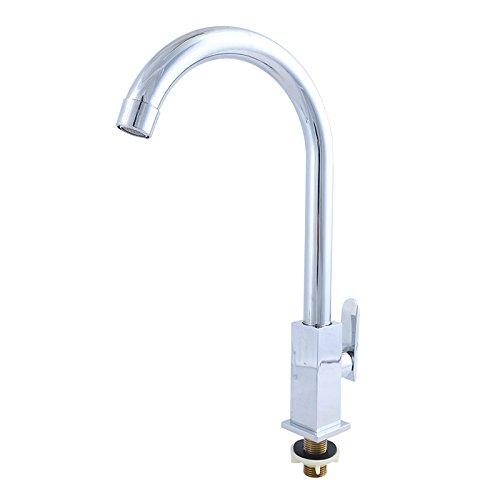 LIVY Nuovo cibo ciotola fredda rubinetto chiave-Piazza verticale Rubinetti da cucina