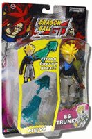 Picture of Jakks Pacific Dragon Ball GT Series III Figure: SS Trunks with Firing Energy Blast (B0006HTQ1G) (Dragon Ball Action Figures)
