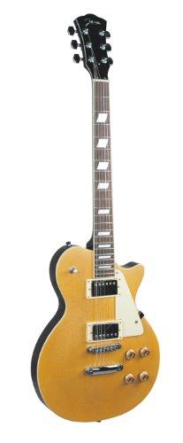 Johnson Js-910-Gd Solara Classic Electric Guitar, Gold
