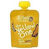 Ella's Kitchen Organic Smoothie Fruits The Yellow One Single90g