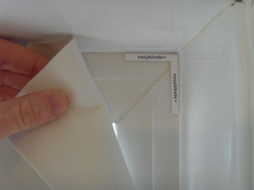 easyblackout blackout blind kit - Size 3 - CREAM