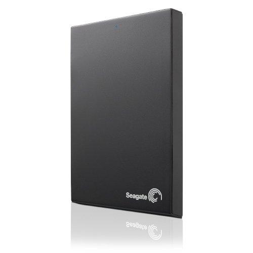 Seagate STBX500200 500GB Expansion USB 3.0 2.5 Inch Portable Hard Drive - Black