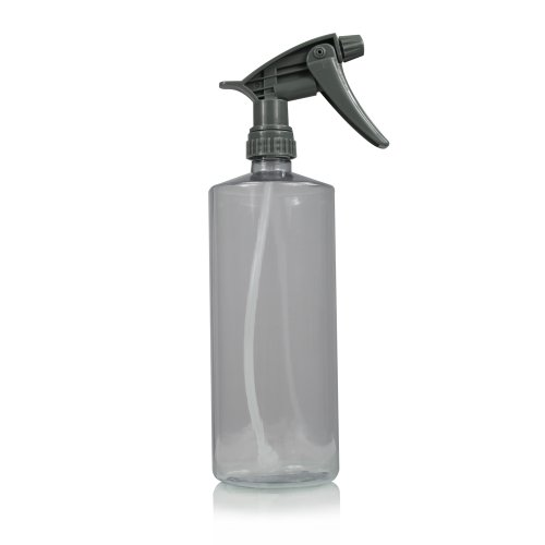 Chemical Guys ACC_121.32HD Chemical Resistant Heavy Duty Bottle and Sprayer (32 oz) (Spray Bottle 32 Oz compare prices)