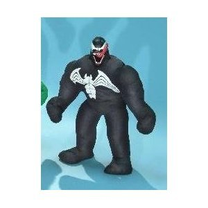 Picture of Applause Spiderman Venom Beanbag Toy Figure (B0041DZ21E) (Spider-Man Action Figures)