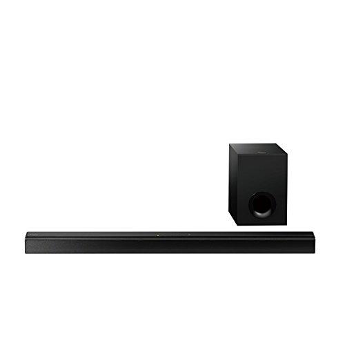 Sony HT-CT80 Soundbar, 2.1 Canali, Potenza 80W, Bluetooth, NFC, Nero