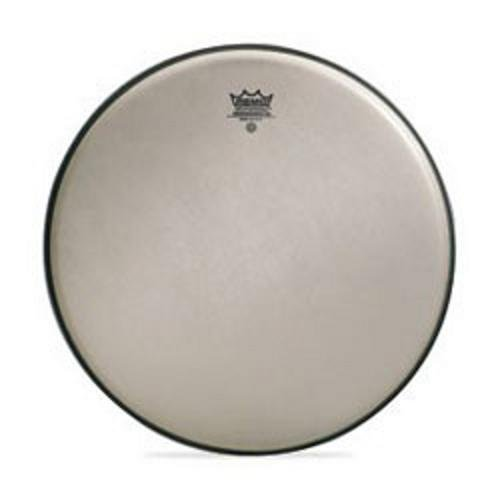 Remo Br132000 Clear Ambassador 20-Inch Bass Drum Batter Head