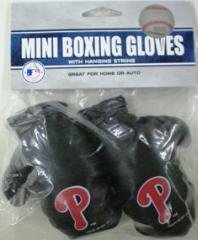 Philadelphia Phillies Mirror Mini Boxing Gloves at Amazon.com