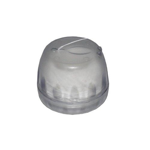 Metaltex 297227080 - Porta spago da cucina con dispositivo di taglio, bobina da 100 m inclusa