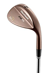 Cleveland CG15 Oil Can 54deg Sand Wedge - Low Bounce