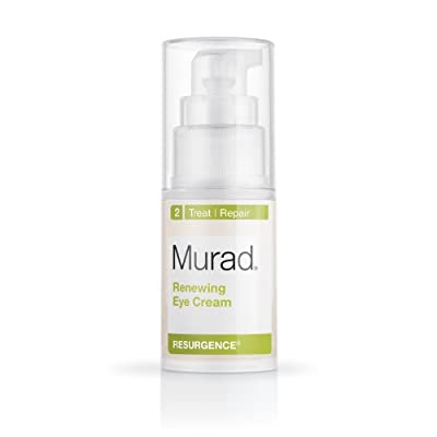 Murad Resurgence Renewing Eye Cream, Treat/Repair, 0.5 fl oz (15 ml)