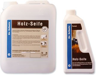 Dr. Schutz Holz Seife (1x750ml)