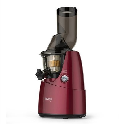 Kuvings Whole Slow Juicer B6000PR, Red, includes Smoothie and Sorbet Strainer (Whole Food Juicer compare prices)