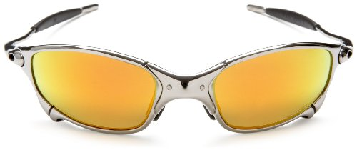 Oakley Men's Juliet Fire Polarized Sunglasses