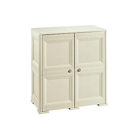 Tontarelli Omnimodus 8085549210 - Cómoda (mueble bajo, 4 compartimentos)