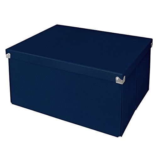 pop n 39 store decorative storage box with lid collapsible. Black Bedroom Furniture Sets. Home Design Ideas