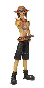 One Piece S. H. Figuarts Action Figur: Portgas / Puma D. Ace 14 cm
