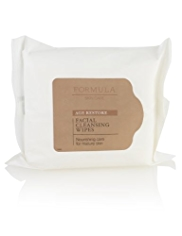 Formula Age Restore Cleansing Facial Wipes