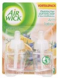 Air Wick Duftstecker Nachfüller Anti Tabac Duo 2 pcs: Amazon.com