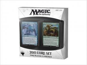 MTG-Magic-the-Gathering-Card-Game-M15-2015-Core-Set-2-Player-CLASH-PACK-Decks-126-cards-w-6-foils