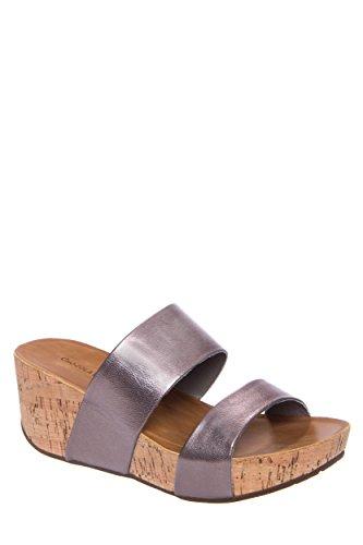 Chocolat Blu Martina Mid Platform Sandals