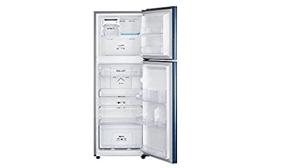 Samsung RT29JARZEPX Frost-free Double-door Refrigerator (275 Ltrs, 4 Star Rating, Orcherry Pebble Blue)